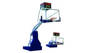 电动篮球架