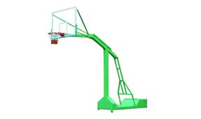 二代移动篮球架