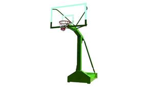 三代移动篮球架