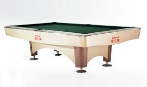 星牌花式台球桌