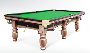 星牌美式台球桌