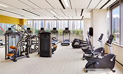 企业单位健身房